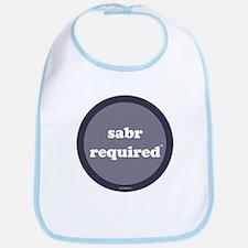 Sabr Required Bib (dark blue)