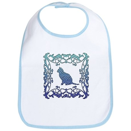 Cat Lattice Bib