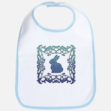 Rabbit Lattice Bib