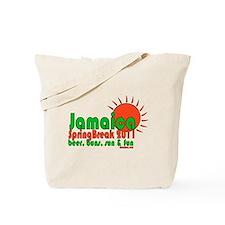 Jamaica SB Tote Bag
