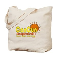 Cancun SB Tote Bag