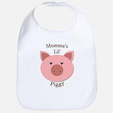 Momma's Lil' Piggy Bib