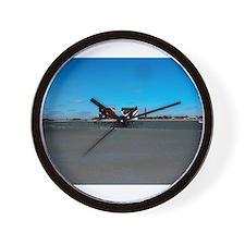ReagansMom.Com LLC Triangles Wall Clock