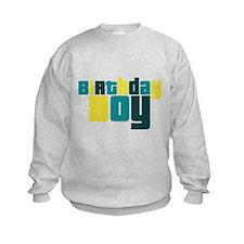 Birthday Boy Sweatshirt