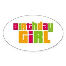 Birthday Girl Decal
