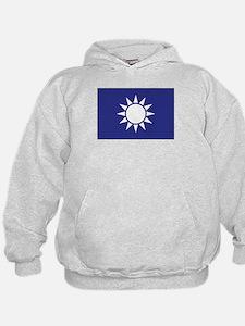 Taiwan Naval Jack Hoodie