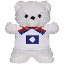 Taiwan Naval Jack Teddy Bear