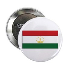 "Tajikistan Flag 2.25"" Button (10 pack)"