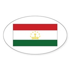 Tajikistan Flag Decal