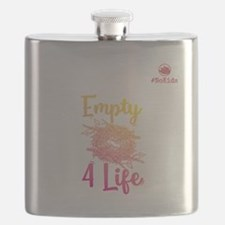 Empty Nest 4 Life Flask