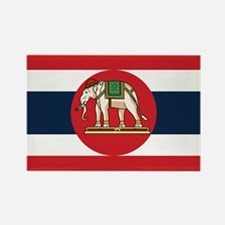 Thailand Naval Ensign Rectangle Magnet