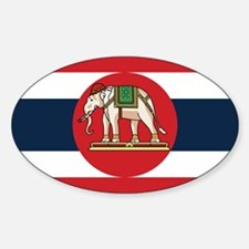 Thailand Naval Ensign Decal