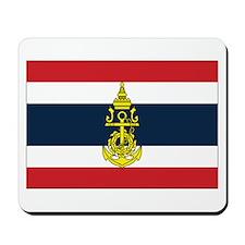 Thailand Naval Jack Mousepad