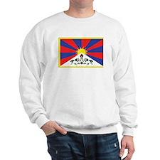 Tibet Flag Sweatshirt