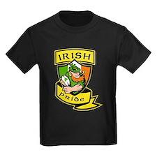 Irish leprechaun rugby T