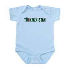 Turkmenistan Infant Bodysuit