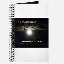 Full Moon Magick Journal