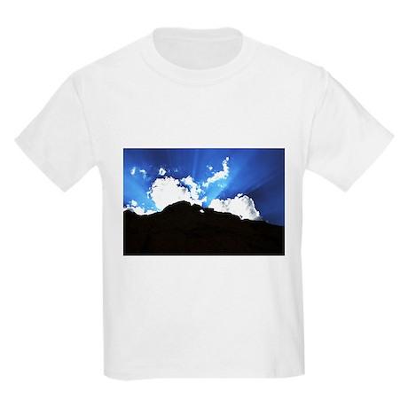 Kissing Camels Kids Light T-Shirt