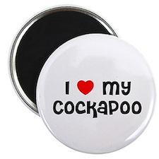 I * my Cockapoo Magnet