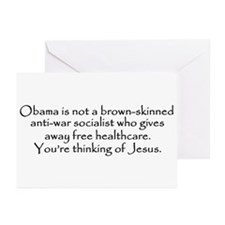 You're Thinking of Jesus Greeting Cards (Pk of 10)