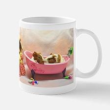 Baby Pig Bath Time Mug