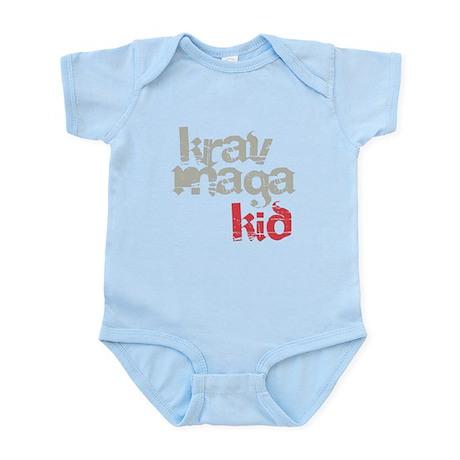 Krav Maga Infant Bodysuit