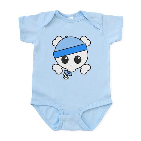 Baby Boy Skully Infant Bodysuit