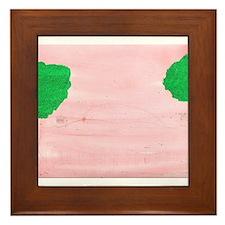Alexandra Urbina Framed Tile
