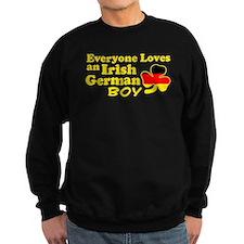 Irish German Boy Sweatshirt