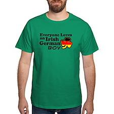 Irish German Boy T-Shirt
