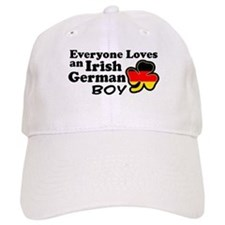 Irish German Boy Baseball Cap