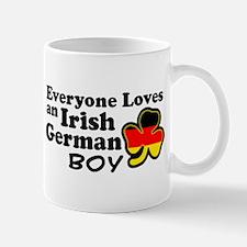 Irish German Boy Mug