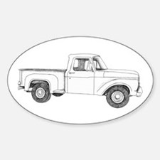 1964 Ford Truck Decal