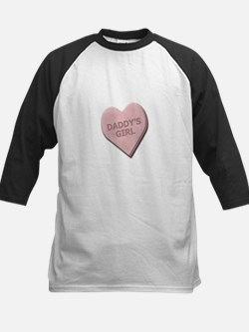 Candy Heart Kids Baseball Jersey
