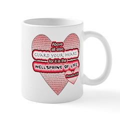Guard Your Heart Mug