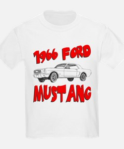 1966 Ford Mustang T-Shirt