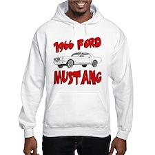 1966 Ford Mustang Hoodie