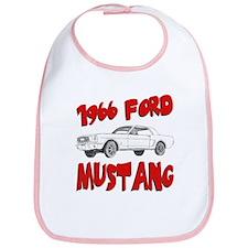 1966 Ford Mustang Bib