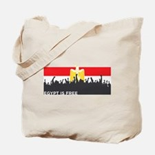 egypt is free Tote Bag
