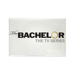 The Bachelor Rectangle Magnet