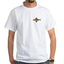 Red Drum Fisherman's Prayer Shirt