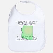 Got here fast! Arizona Bib