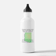 Got here fast! Arizona Water Bottle