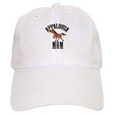 Red Roan Appaloosa Horse Baseball Cap