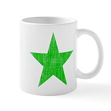Green Star Mug