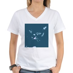 Pop Art Gray Cat Shirt