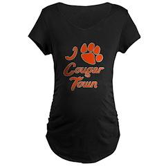 I Love Cougar Town T-Shirt