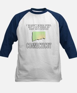 Got here fast! Connecticut Tee