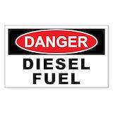 Diesel Bumper Stickers
