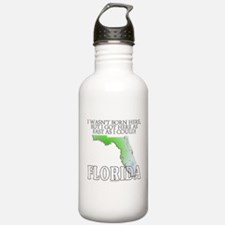 Got here fast! Florida Water Bottle